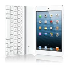 Logitech Ultrathin Keyboard Cover Mini for #iPad mini, more colours available
