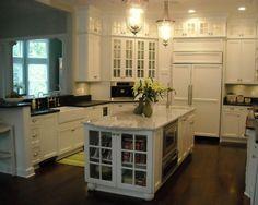 Cuisine meuble maison 251 - Photo Deco Maison - Idées decoration interieure sur pdecor.com -