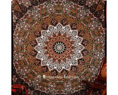 Star Mandala Beach Boho Tapestry Bedspread. #tapestry #bedding #boho #hippie #startapestry #mandala #bohemain #mandalatapestry #homedecor #onlinestore #vedindia