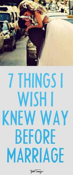 7 things you should know way before you walk down the aisle. Before Marriage, Marriage Life, Marriage Advice, Relationship Building, I Wish I Knew, Walking Down The Aisle, Love You, My Love, Things To Know