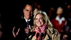 Mitt and Ann Romney