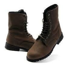 Resultado de imagen para botas para hombre de cuero