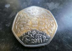 WWF 50p coin - Indy 100/waldopepper/Flickr