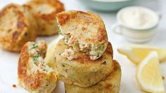 Fishcakes are a great, easy way to introduce kids to fish. These are a favourite in our household. Feel free to add vegetables to the fishcakes: peas, carrots or sweetcorn would be good.