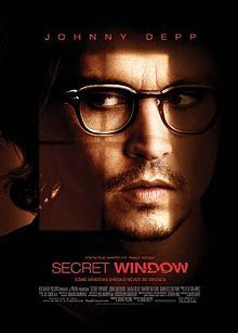 Johnny Depp in Secret Window Popular Movies, Great Movies, Movies Free, Johnny Depp Secret Window, Jonathan Pryce, Stephen King, Johnny Depp Movies, Movies Worth Watching, Anthony Hopkins