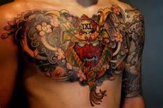 samurai mask tattoo - Yahoo Search Results Yahoo Image Search results