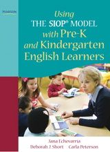 Pearson Teacher Education and Development: Using the SIOP Model with Pre-K and Kindergarten English Learners