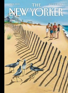 Mark Ulriksen | The New Yorker Covers
