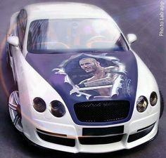 Randy orton car