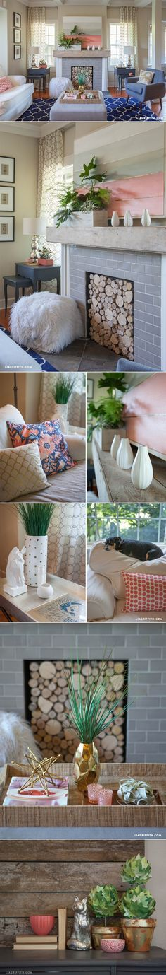 kenziemmj — diy-and-crafts-awesomeness:   #livingroomdecor #in...