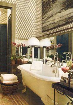 badezimmer 1920, 36 besten historische badezimmer (historic bathrooms) bilder auf, Badezimmer