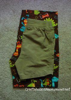 easy shorts tutorial