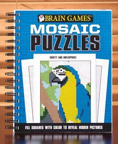 Brain Games® Activity Books