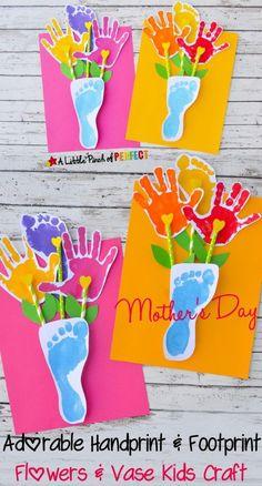 20 Fun Handprint Art Activities for Kids. The Flying Couponer.