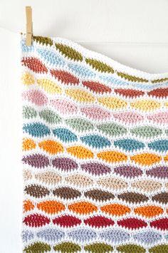 Baby+Blanket+Crochet+Pattern+Bertie+PDF+Instant+by+LittleDoolally,+$4.99