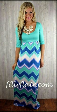 Filly flair maxi dress =)
