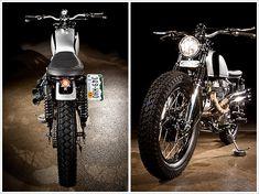 '75 HondaCL360 - Pipeburn - Purveyors of Classic Motorcycles, Cafe Racers & Custom motorbikes