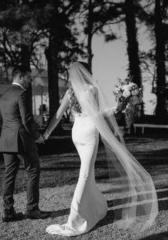 Bride-Alexandra-wearing-Wynter-chapel-length-veil