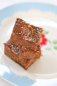 make it perfect: .Thermomix Cooking: Chocolate Weetbix Slice.