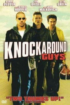 Knockaround Guys movie poster