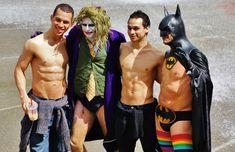 Joker gay tube