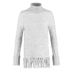 Strickpullover - grey by Topshop