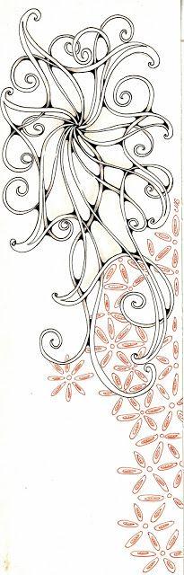 Cool zentangle art
