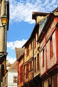 Joigny HDR - Yonne - Bourgogne