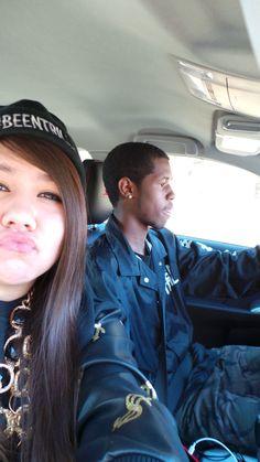 Cuties #cutecouple #couple #cute #interracialcouple #interracial #inlove #love