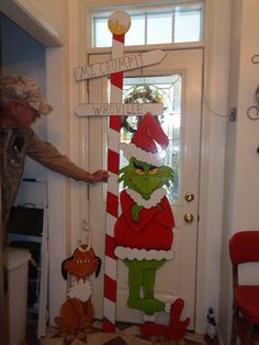 Items similar to Life Size Grinch foot and Dog Max Christmas Lawn Yard Art Decoration on Etsy Grinch Christmas Decorations, Wooden Christmas Crafts, Christmas Yard Art, Snoopy Christmas, Christmas Signs Wood, Grinch Stole Christmas, Diy Christmas Ornaments, Xmas Crafts, Christmas Stuff