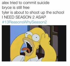 Me!!! 13 reasons why meme