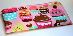 Cupcake pencilcase