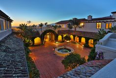 El Cerrito Estate Photo Gallery ‹ Montecito Real Estate Properties – 2132 Mission Ridge Rd, Santa Barbara, CA 93103