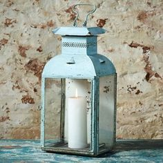 French Lantern - Decorative Collective
