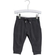 Designer Kids Fashion at Bloom Moda: Wheat Max Trousers Fashion Design For Kids, Kids Fashion, Designer Kids, Designer Baby Clothes, Dark Blue Color, Kids Branding, Baby Design, Danish Design, Elastic Waist