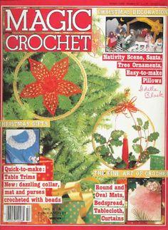 Magic Crochet Nº 32 - Rosio Llamas - Picasa Webalbumok