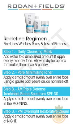 Rodan and Fields Regimen Instructions - Redefine, Reverse, Soothe, and Unblemish - Sized As Business Cards for Distributing Samples to Potential PCs (40 count) Giving small samples to interested customers is one of the best ways to grow your business! ***This listing is only for digital files. Please ensure you have read all details prior to purchase.*** You will receive 4 high quality (300 dpi) digital files that will be instantly available for download in PDF format, once payment is rec...