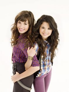 selena and demi | Demi Lovato and Selena Gomez – Richard Reinsdorf Photoshoot ...