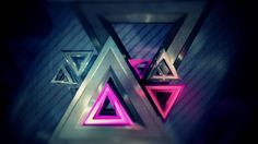 BEEPLE: Shifting geometries.  supertriis. Free source material released under Creative Commons. Download now at: http://serato.com/video/beeple  Cinema 4D project file: h...