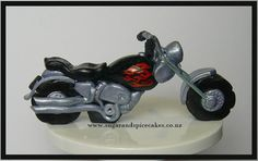 harley davidson fondant tutorial - Google Search