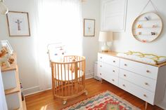 The Stokke Sleepi Crib was on our radar for quite some time and I love the fact that it can transition from bassinet to crib to toddler bed.