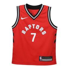 18a3fe0a496 Toronto Raptors Little Kids  Kyle Lowry Replica Icon Basketball Jersey