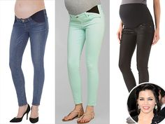 JBrand Paige Denim Citizens of Humanity Maternity Jeans a little pricy but worth it