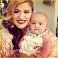River Rose (Kelly Clarkson + Brandon Blackstock)  Strangest Celebrity Baby Names • Page 2 of 5 • BoredBug