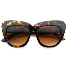 As seen on Nicole Richie. A uniquely bold frame that utilizes a cat eye silhouette shape that is inspired by the bohemian chic from the '60s and '70s. Send a bold fashion statement out into the world