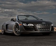 Audi R8 Spyder...trying to convince my parents I need this as a graduation gift lol