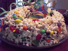 Pop corn cake! Nαι καλα καταλαβατε κεικ απο ποπ κορν! Η δοκιμασμενη συνταγη της cookandfeed.
