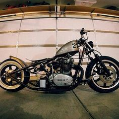 XS650 | Bobber Inspiration - Bobbers and Custom Motorcycles November 2014