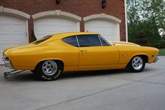 Earlier than i like but please ih please can i have.   1,320HP Twin Supercharged '68 Chevelle