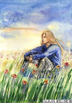 Finrod The eldest son of Finarfin, called 'the Faithful' and 'the Friend of Men'. Founder and King of Nargothrond, whence his name Felagund; encountered in. Ossiriand the first Men to cross the Blue Mountains; rescued by Barahir in the Dagor Bragollach; redeemed his oath to Barahir by accompanying Beren on his quest; slain in defence of Beren in the dungeons of Tol-in-Gaurhoth. By Svetlana Nikonova